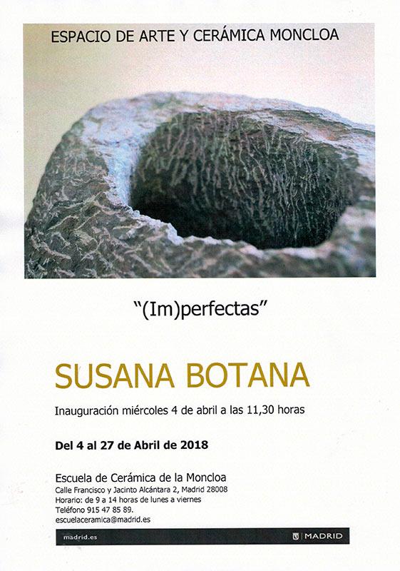 Cerámica de Susana Botano