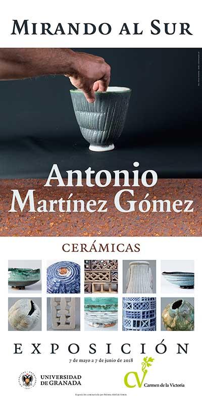 Exposición de Antonio Martínez Gómez