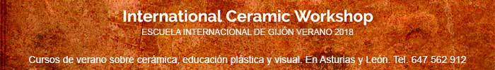 International Ceramics Workshops
