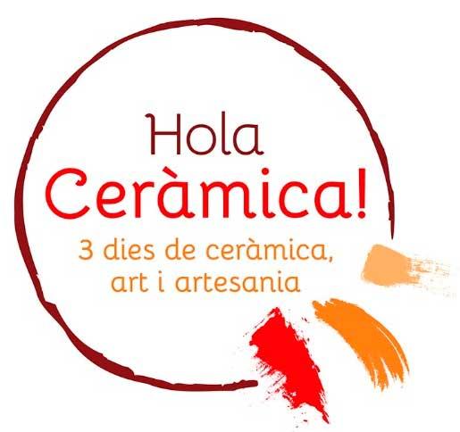 Logo de Hola Cerámica!