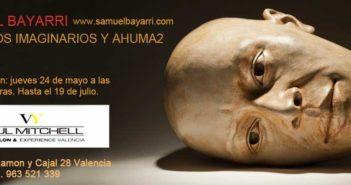 Exposición de cerámica de Samuel Bayarri