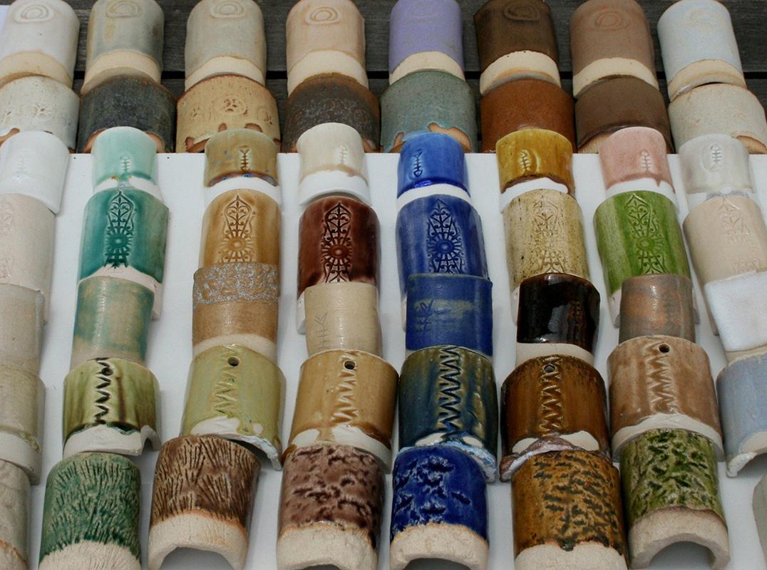 Curso de cerámica de Maite Larena