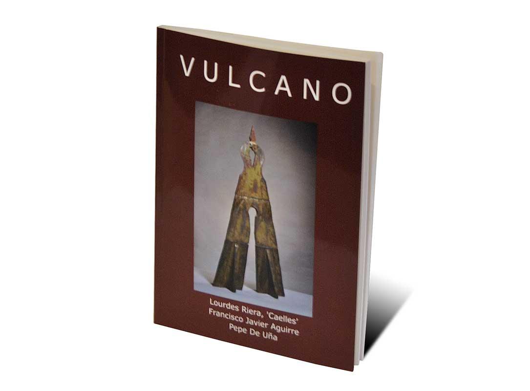 Portada del libro Vulcano