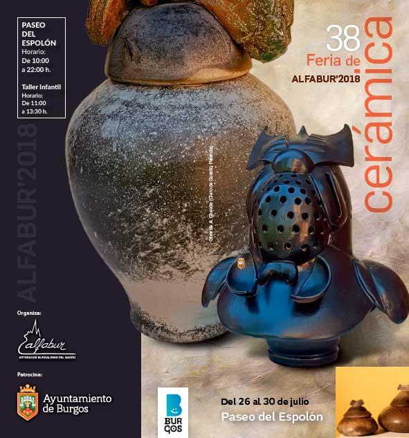Feria de cerámica de Burgos
