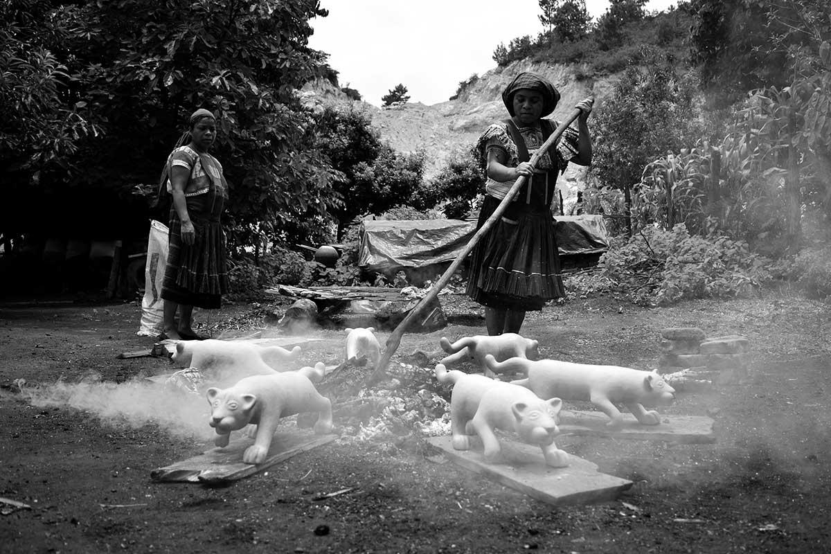 Hornos de leña en México