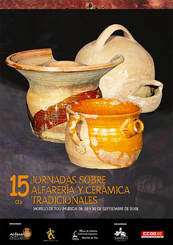 Jornadas de alfarería en Morillo de Tou, Huesca