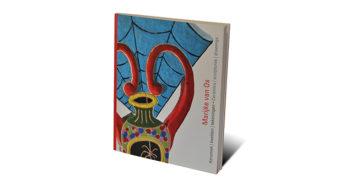 Portada del libro dedicado a Marijke van Os