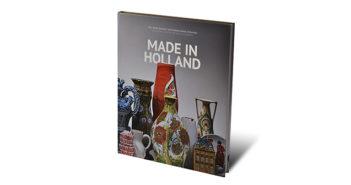 Libro sobre la cerámica holandes