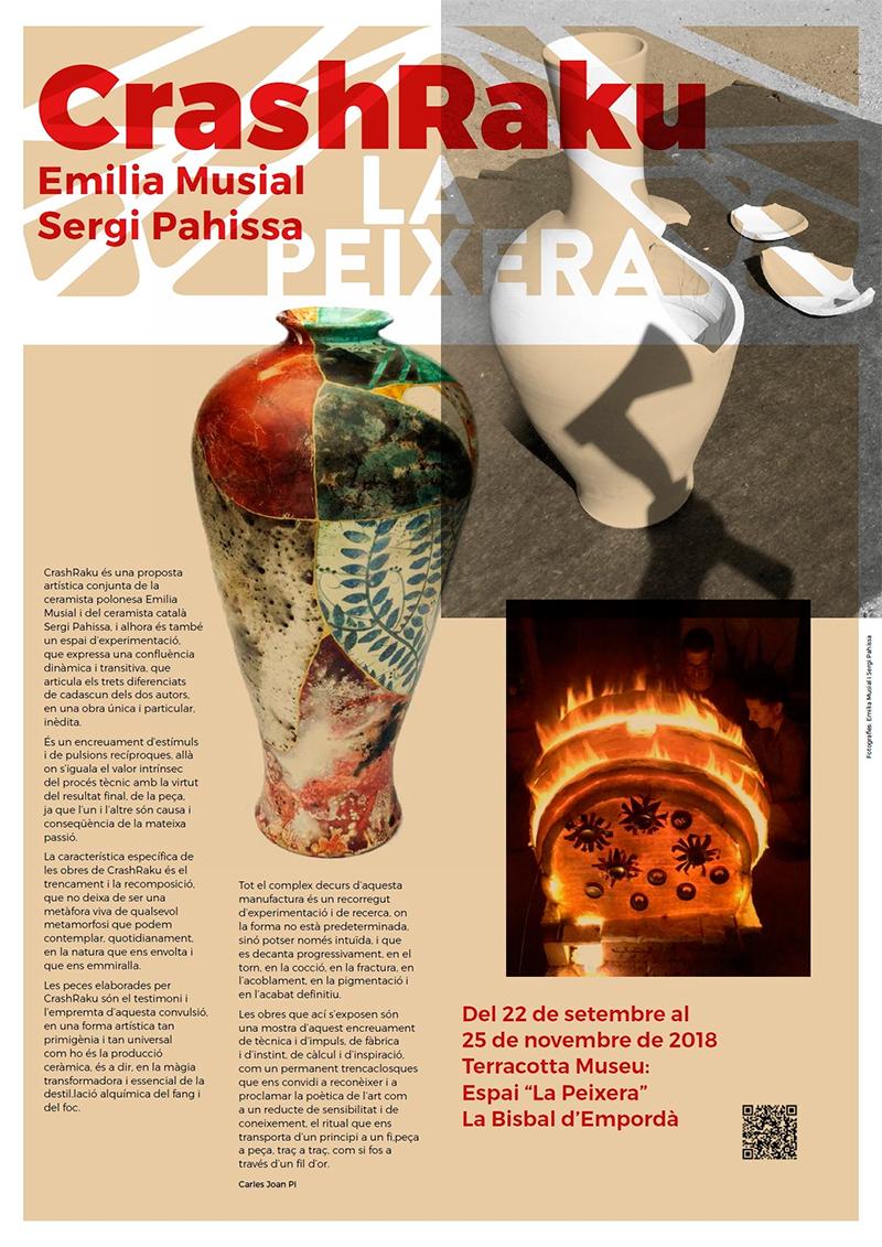 cerámica de Sergi Pahissa y Emilia Musial