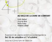 Exposición de joyería Cerámica Contemporánea