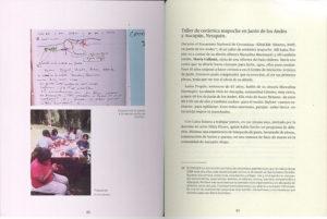 Páginas interior del libro Aprendiendo Wizún