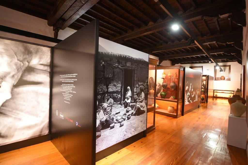 Cerámica en el Museo de Tenerife