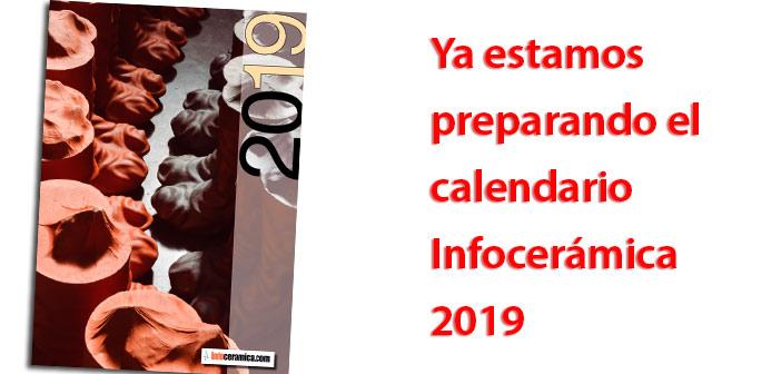 Calendario Infocerámica 2019