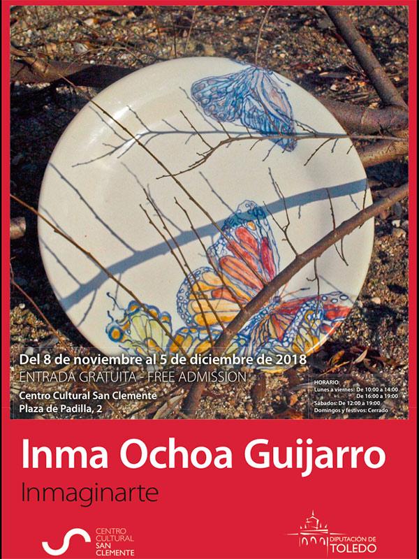 Cerámica de Inma Ochoa