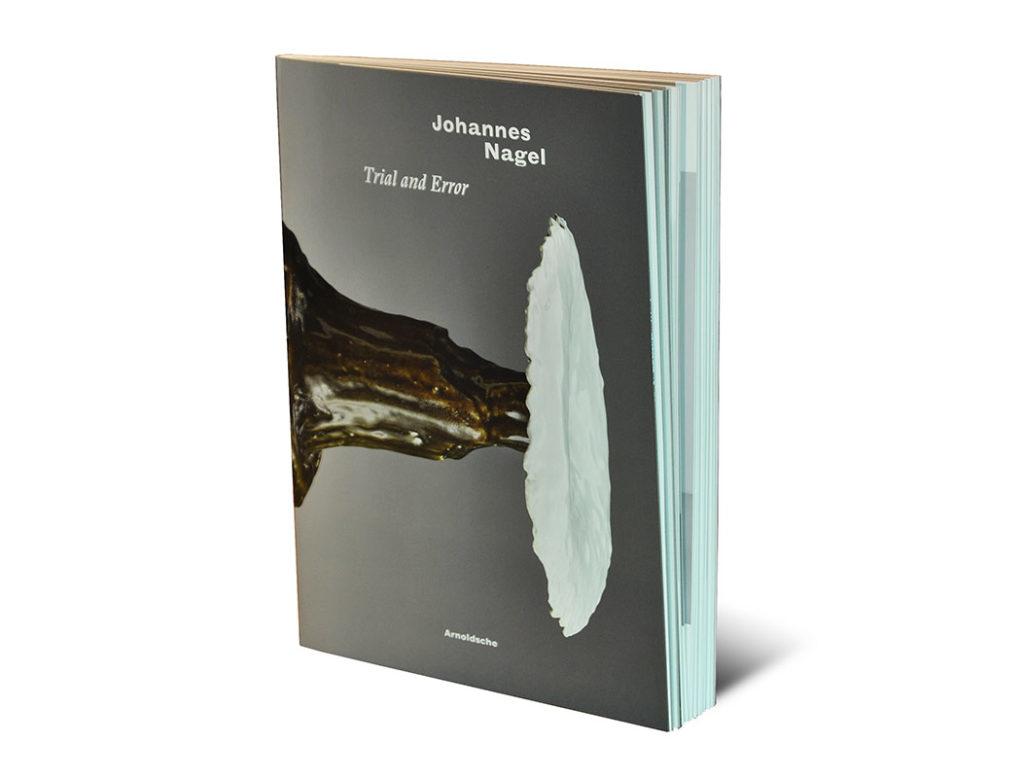 Portada del libro sobre Johannes Nagel