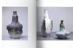 Páginas interiores del libro sobre Johannes Nagel