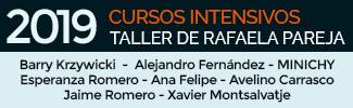 Cursos monográficos de cerámica - Taller de Rafaela Pareja