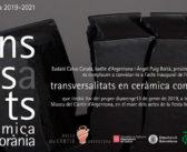 """Exposición """"Transversalitats en ceràmica contemporània"""""""