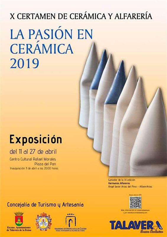 Concurso de cerámica en Talavera de la reina