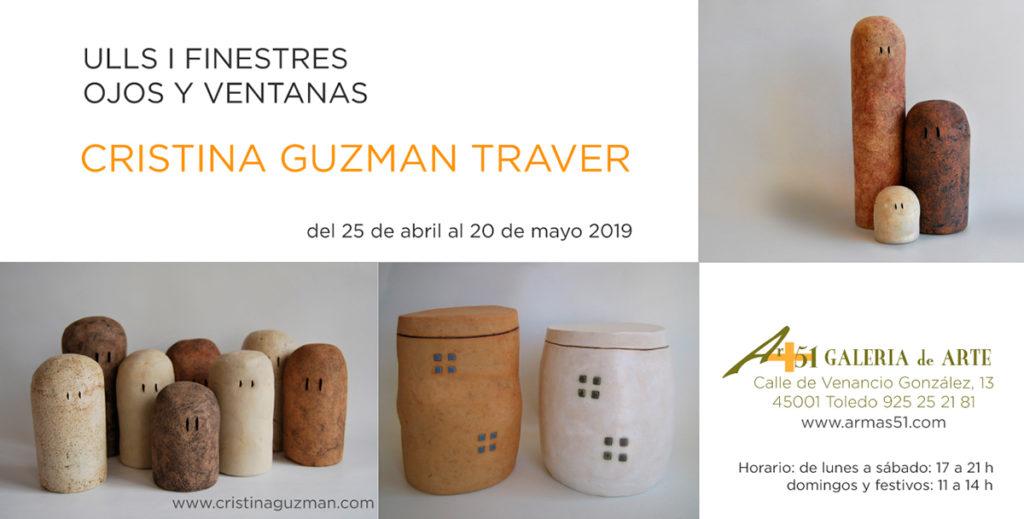 Cerámica de Cristina Guzmán Traver