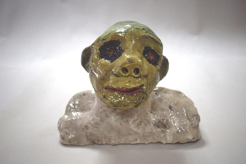 Exposición de cerámica