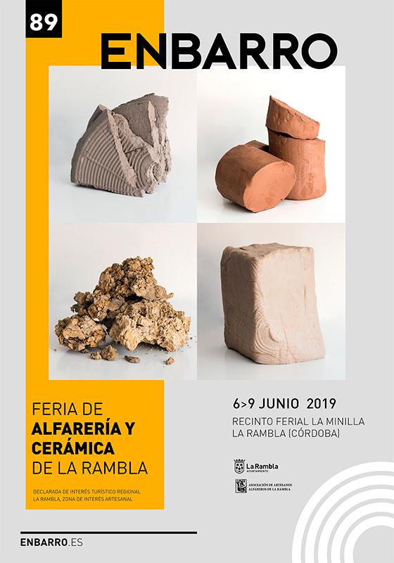 Feria de cerámica de La Rambla