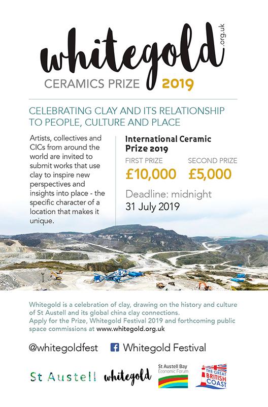 Concurso de cerámica whitegold