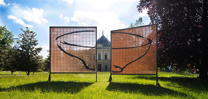 "Jacques Kaufmann. ""Mur/Murs"" en el Museo Ariana"