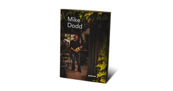Portada del libro dedicado a Mike Dodd