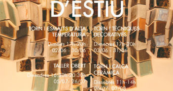 Cursos de cerámica en Espai Laüma