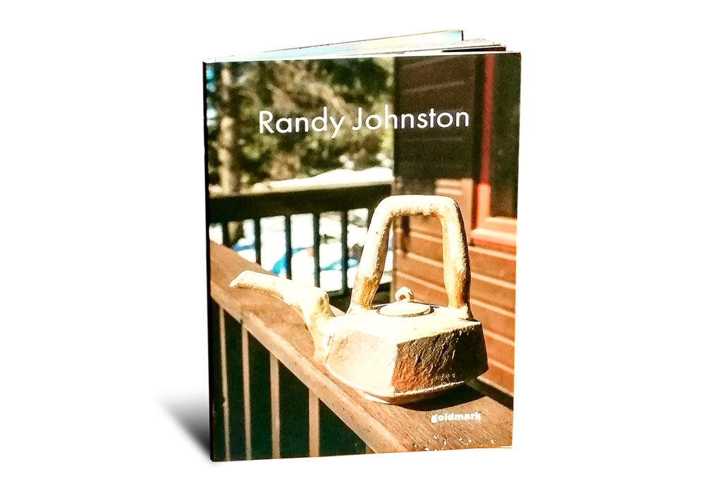 Portada del libro de Randy Johnston