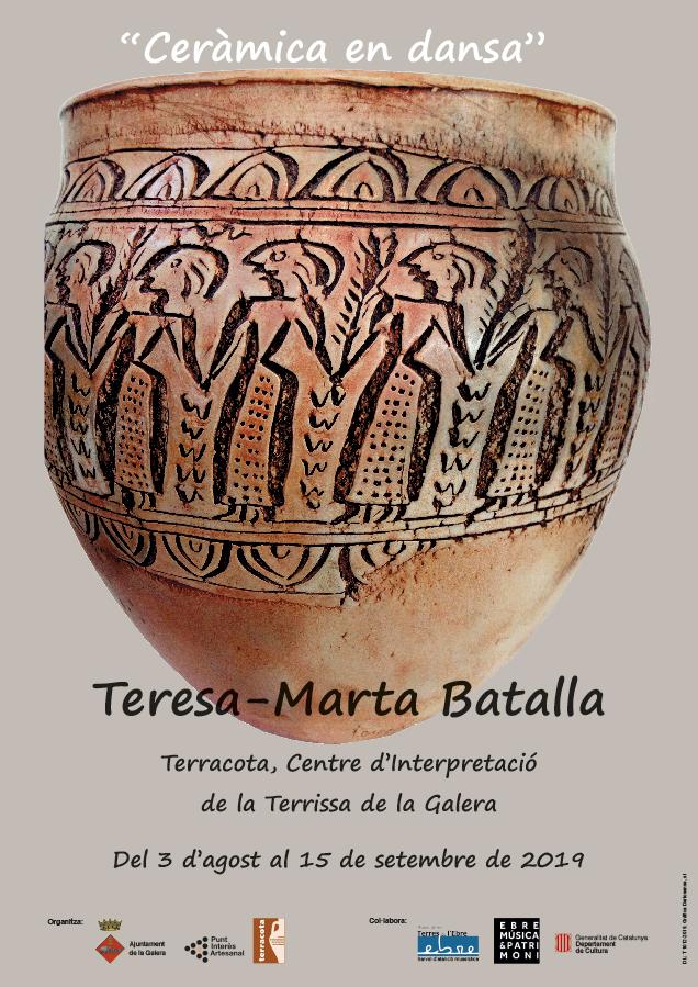 Cerámica de Teresa-Marta Batalla