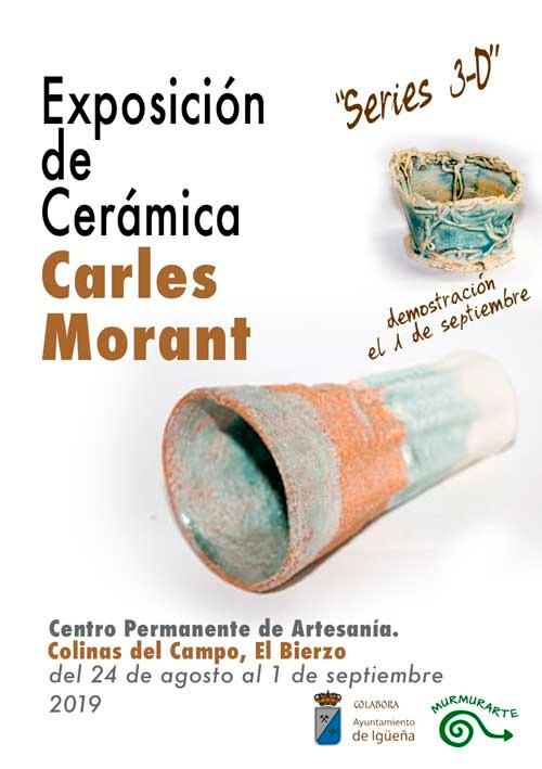 Cerámica de Carles Morant