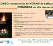 Curso de construcción de hornos en Agost, Alicante