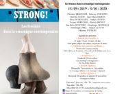 """Exposición """"STRONG! Mujeres en la cerámica contemporánea"""""""