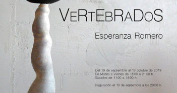Exposición de cerámica de Esperanza Romero