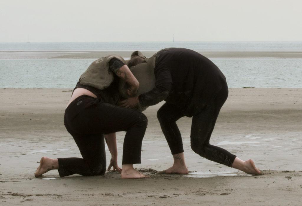 Performance cerámico con Jennifer Hawthorn
