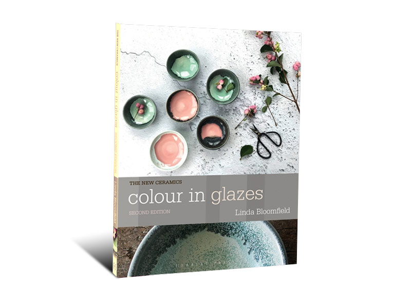 Portada del libro Colour in Glazes