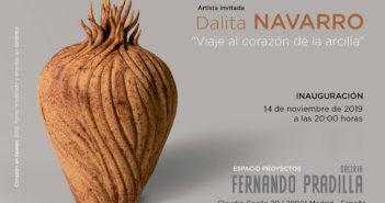 Cerámica de Dalita Navarro