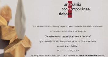 Artesanía en el Museo Lázaro Galdiano