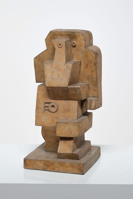 Escultura cerámica de Jacques Lipchitz