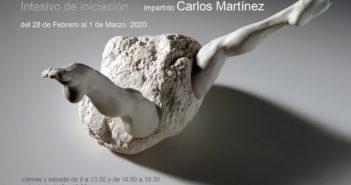 Curso de cerámica con Carlos Martínez
