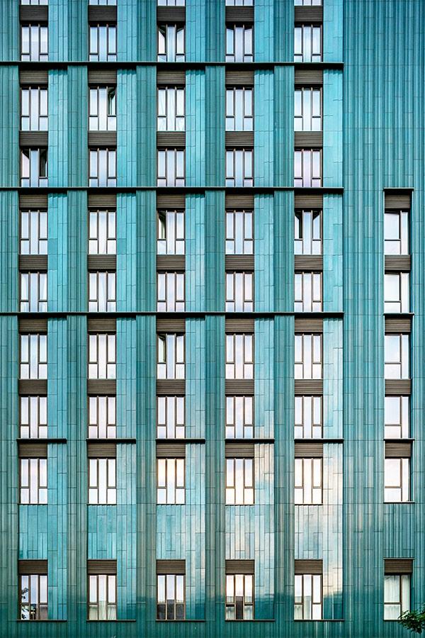 Cerámica en la arquitectura
