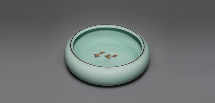 «Celadón. Porcelanas como el jade y sus maestros de Longquan, China»