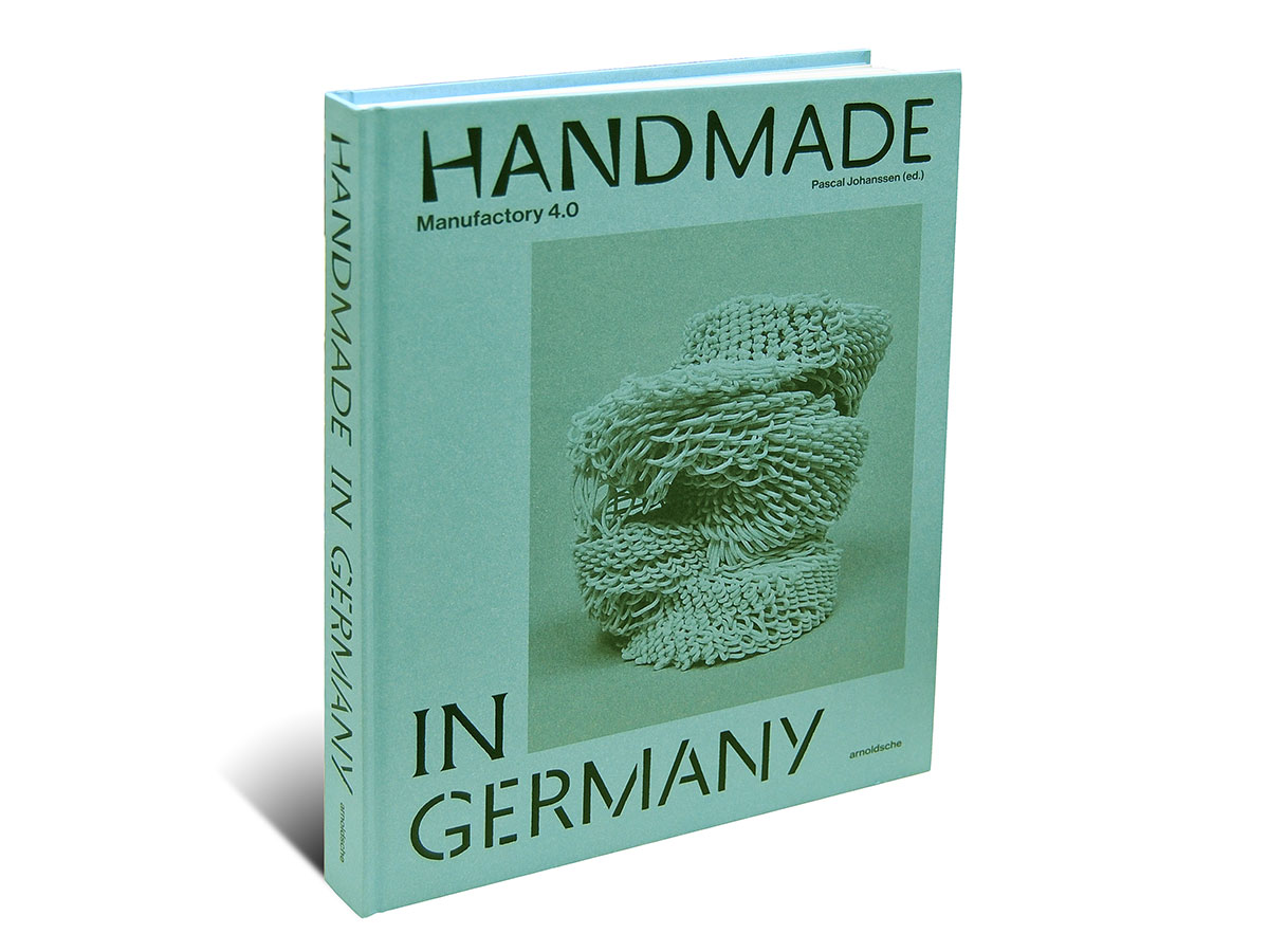 Portada del libro Handmade in Germany