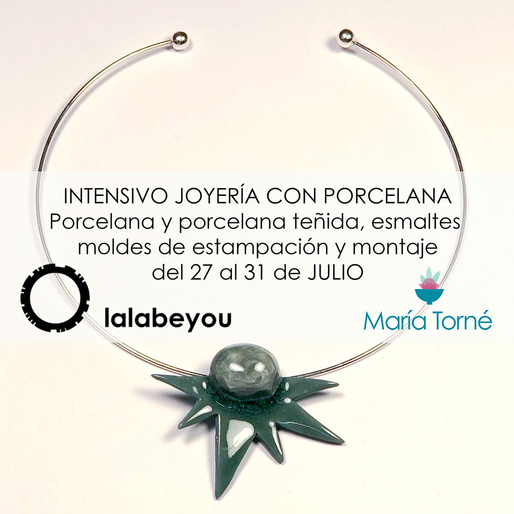 Curso de cerámica de María Torné