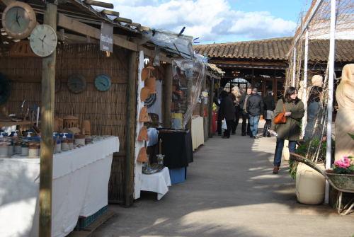 Feria de cerámica de Marratxi 2011