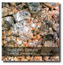 Portada del catálogo de Seyni Awa Camara