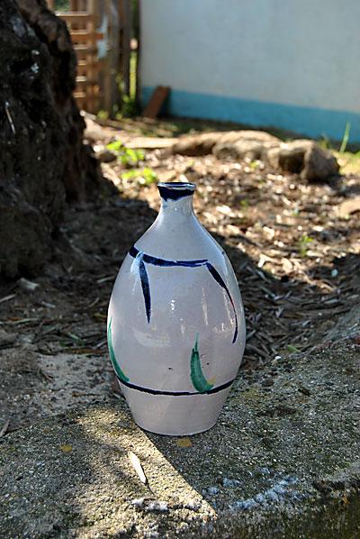 pieza de cerámica de Wladimir Vivas