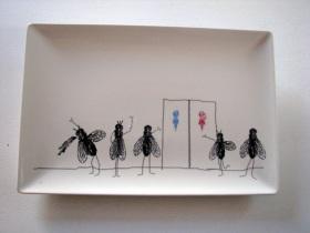 Las moscas de mi pueblo II